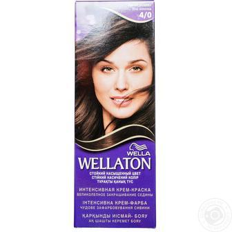 Фарба для волосся Wellaton