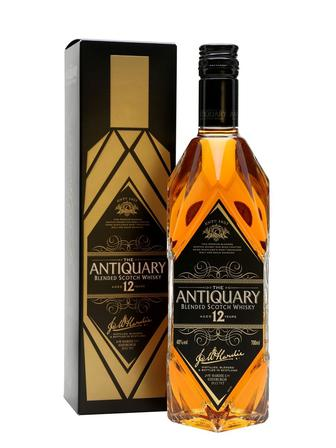 Виски Antiquary 12 YO 0.7 л 40%