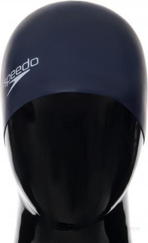 Шапочка для плавання Speedo Plain Moulded Silicone Junior Cap 8-709900011 синій