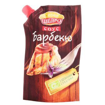 Соус Барбекю, Щедро, 200г