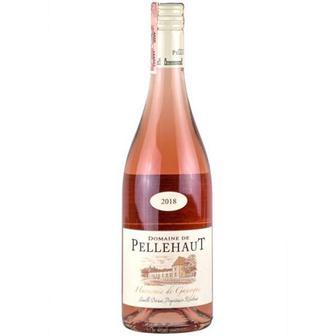 Винo Domaine De Pellehaut Harmonie сухе рожеве 0,75л