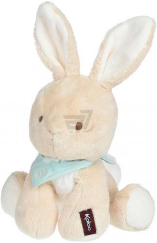 М'яка іграшка Kaloo Les Amis Кролик кремовий в коробці 25 см K963119