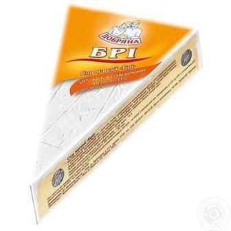 Сир м'який Камамбер/Брі 50% Добряна 115г