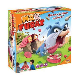 Электронная игра Злой Макс ST30101 Splash Toys (7001008)