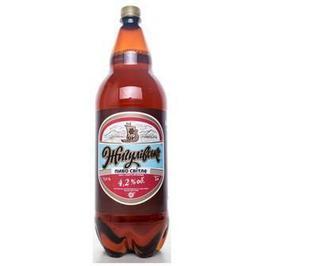 Пиво Жигулевское, 2,4л, Оболонь