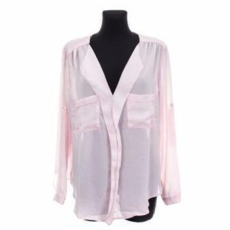 Блуза FRANSA  розовая