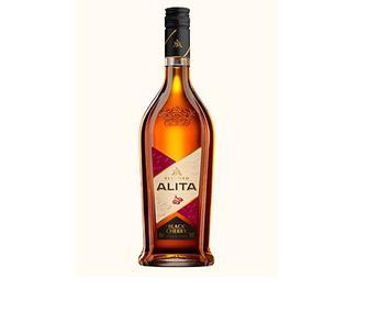 Бренді ALITA Black Currant 0.5 л