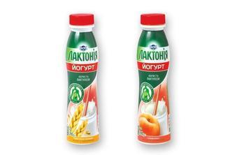 Йогурт Лактонія 1,5% 290г