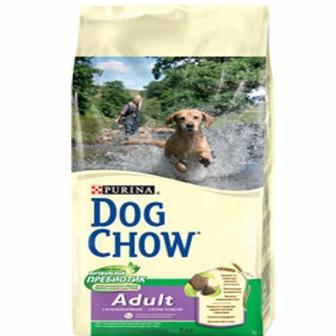 Share DC Adult Lamb Для взрослых собак