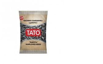 Семена подсолнечника жареное, ТАТО, 70 г