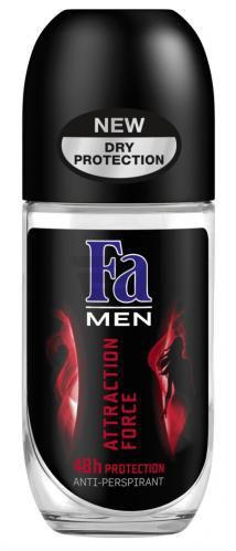Дезодорант для чоловіків Fa Men Attraction Force кульковий 50 мл