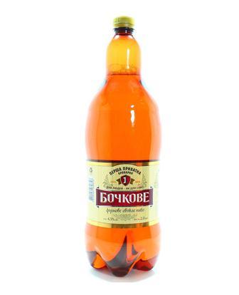Пиво Перша приватна броварня Бочкове 2л