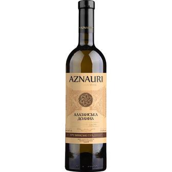 Вино біле Ркацителі або Сапераві Aznauri 0.75 л