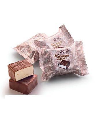Цукерки Пташине Молоко або крем-какао Жако 1 кг