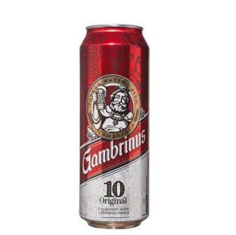 Пиво світле Gambrinus 0,5л