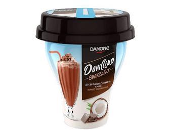 Коктейль «Даніссімо» «Шоколад і кокос» 5,2%, 260г