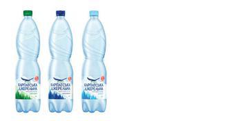 Минеральная вода, Карпатська Джерельна, 1,5л