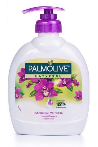 Мыло жидкое Palmolive Черная Орхидея, 300мл