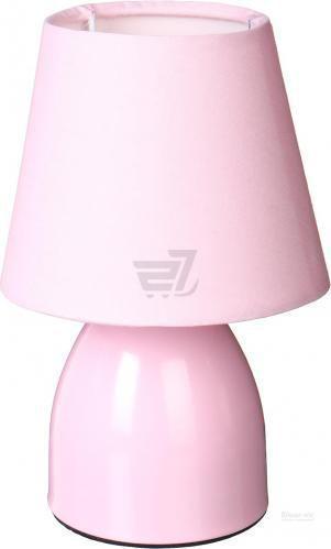 Настільна лампа декоративна Accento lighting ALW-VK063-PK 1x25 Вт E14 рожевий