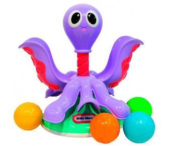Интерактивный игровой набор Little Tikes Озорной осьминог (638503)