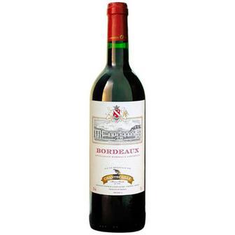 Скидка 50% ▷ Вино Chantecaille Bordeaux сухе червоне 0,75л