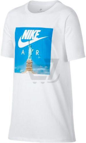 Футболка Nike B Nsw Tee Nike Air Liberty 894301-100 M білий
