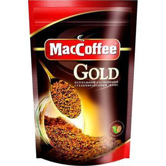Кава розчинна Голд 75г МакКофе