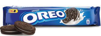 Печенье OREO с какао и кремовой начинкой 95г