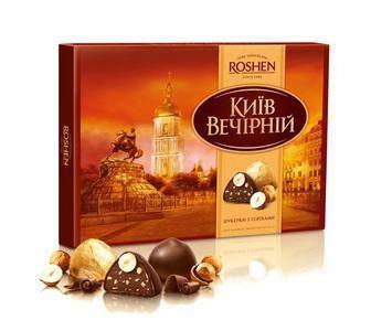 Цукерки Вечірній Київ Roshen 176 г