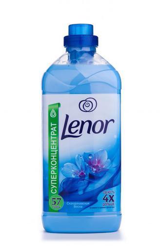 Скидка 34% ▷ Кондиционер для белья LENOR  2000мл