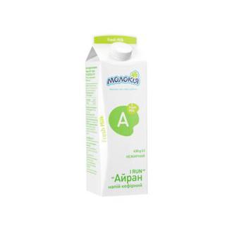 Напій кефірний Айран Молокія 430г