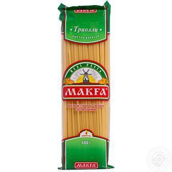 Макаронні вироби спагетті Макфа 1 кг