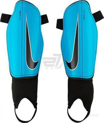 Щитки футбольні Nike Charge Junior р. M синій