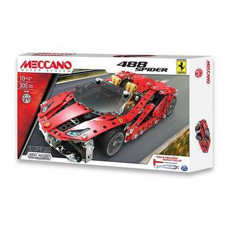 Конструктор автомобиль Ferrari GTB 488 Roadster Meccano (6028974)