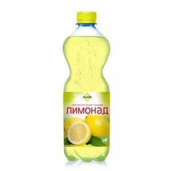 Напій б/а Лимонад ЛотОк 1,5л