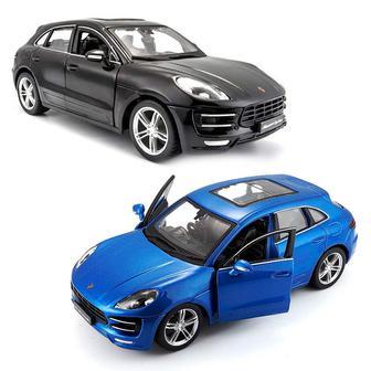 Автомодель Porsche Macan Bburago