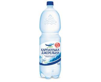Вода мінеральна «Карпатська Джерельна» 1,5 л