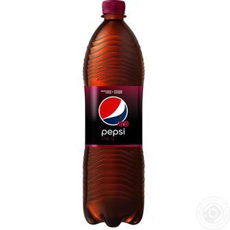 Напій Пепсі Black, Черрі, Пепсі-кола 1,5л
