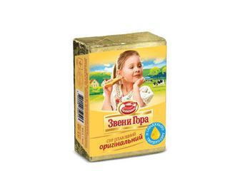 Сир плавлений, Звени Гора, 45% жиру, оригінальний, 90 г