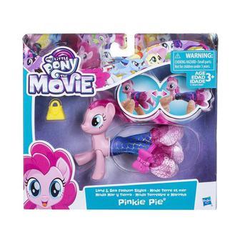 Ігровий набір - Мерехтіння поні з набором аксесуарів My Little Pony