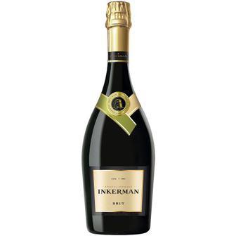 Вино ігристе Inkerman Brut 0.75л