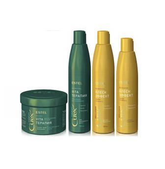Засоби догляду за волосся Cupex