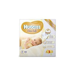 Підгузки Huggies Elite soft 56шт/66шт/80шт/82шт
