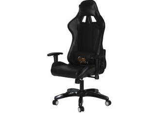Крісло Barsky Sportdrive Game (black)
