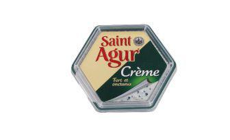 Сир Сент Агюр плавлений крем 40% 150г