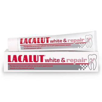 Зубна паста Lacalut White&Repair