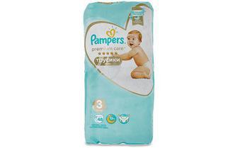 Підгузки-трусики Pampers Premium Care Pants Midi 6-11 кг 48 шт./уп