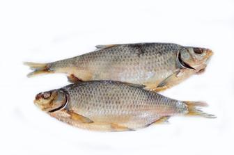 Риба Густера в`ялена чищена фасована, Самий Смак, 150 г