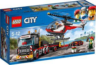 Конструктор LEGO City Перевозка тяжелых грузов