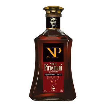 Коньяк 5* Нико Пиросман 0,5 л